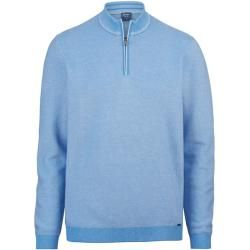 Photo of Olymp Strick Pullover, modern fit, Sky, S Olympolymp