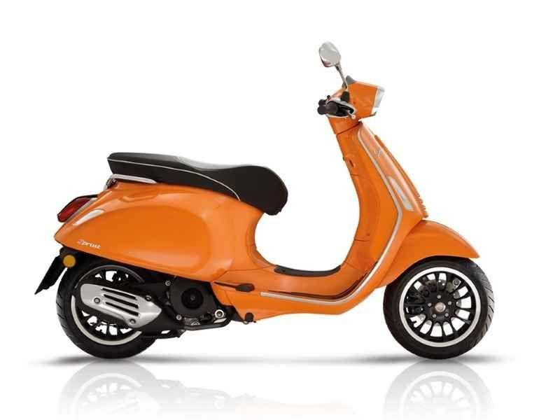 2018 Vespa Sprint 150 Abs Vespa Sprint Vespa Vespa Motorcycle