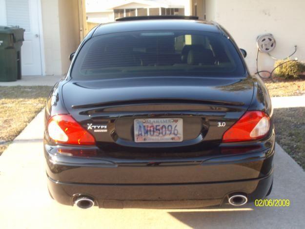 Jaguar x type reliability