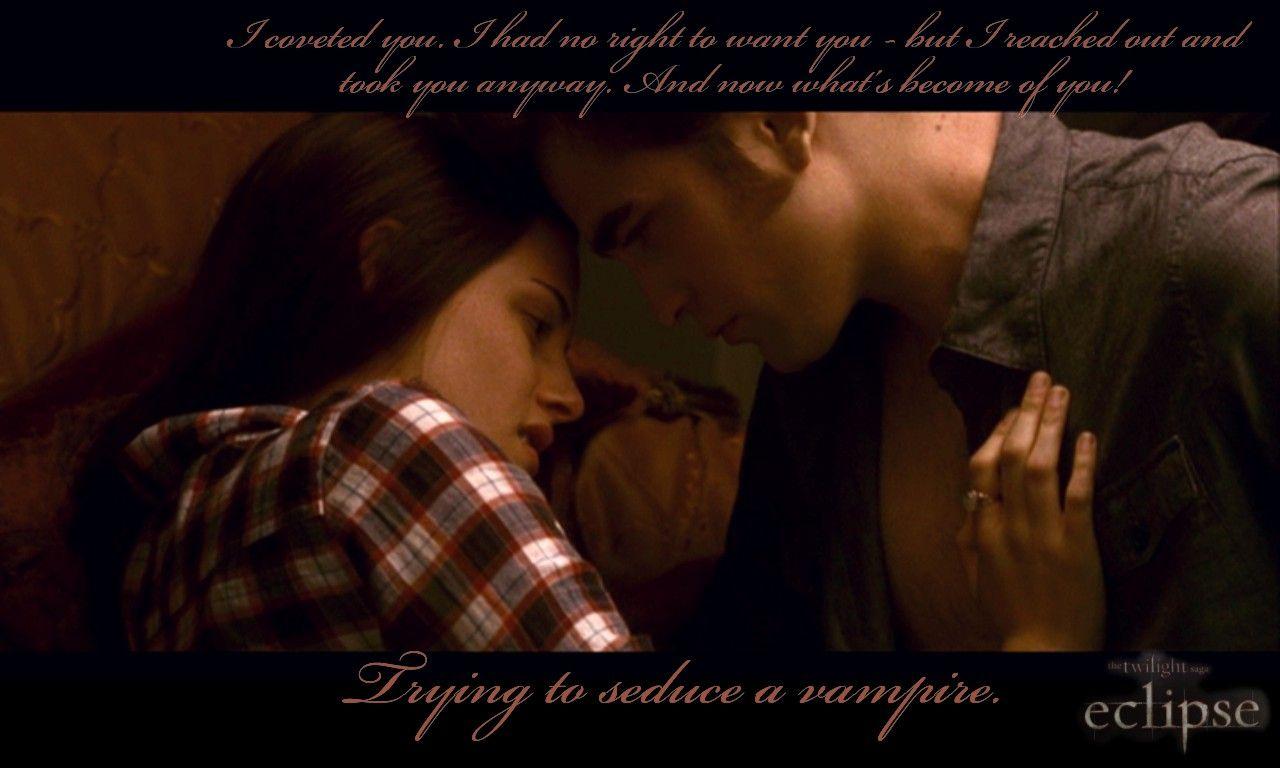 Edward to Bella,