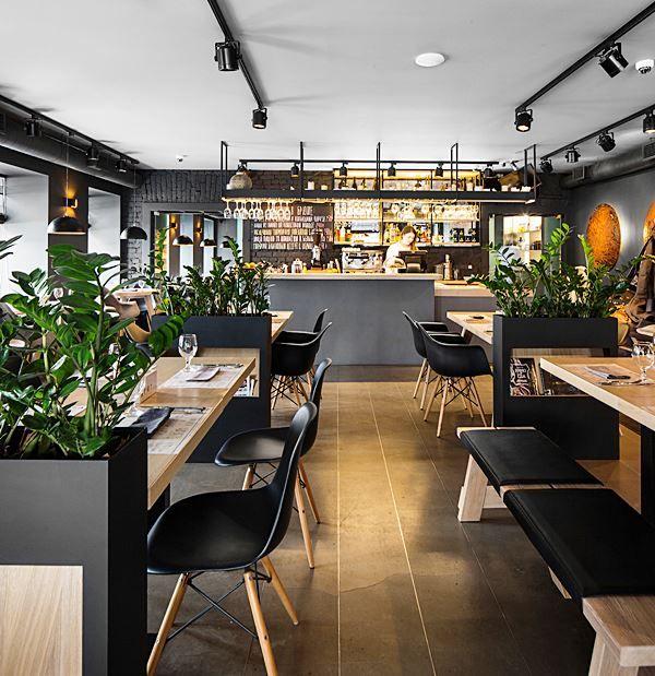 Decoração criativa em bares e restaurantes | Interiores ...