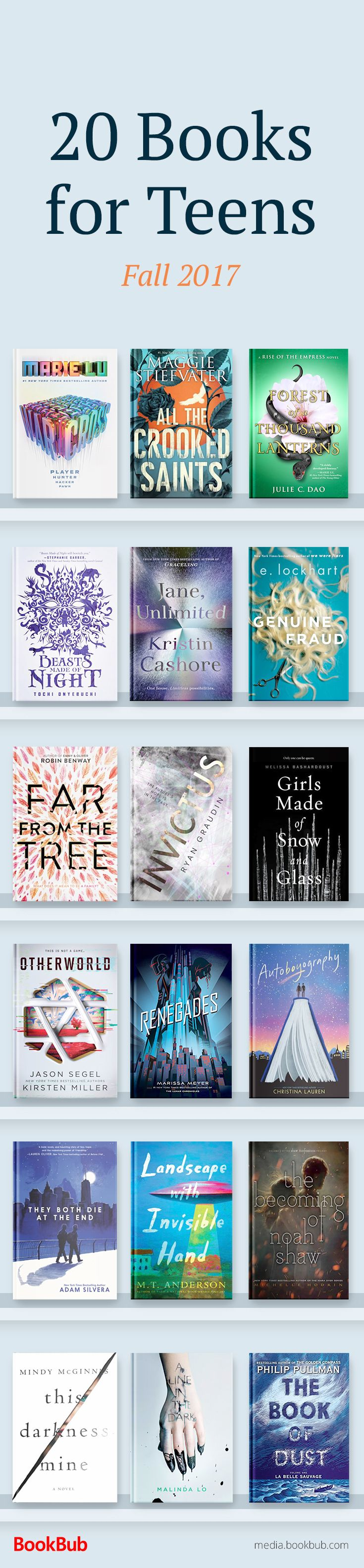 20 Teen Books Adult Readers Will Love This Fall  Books -4498