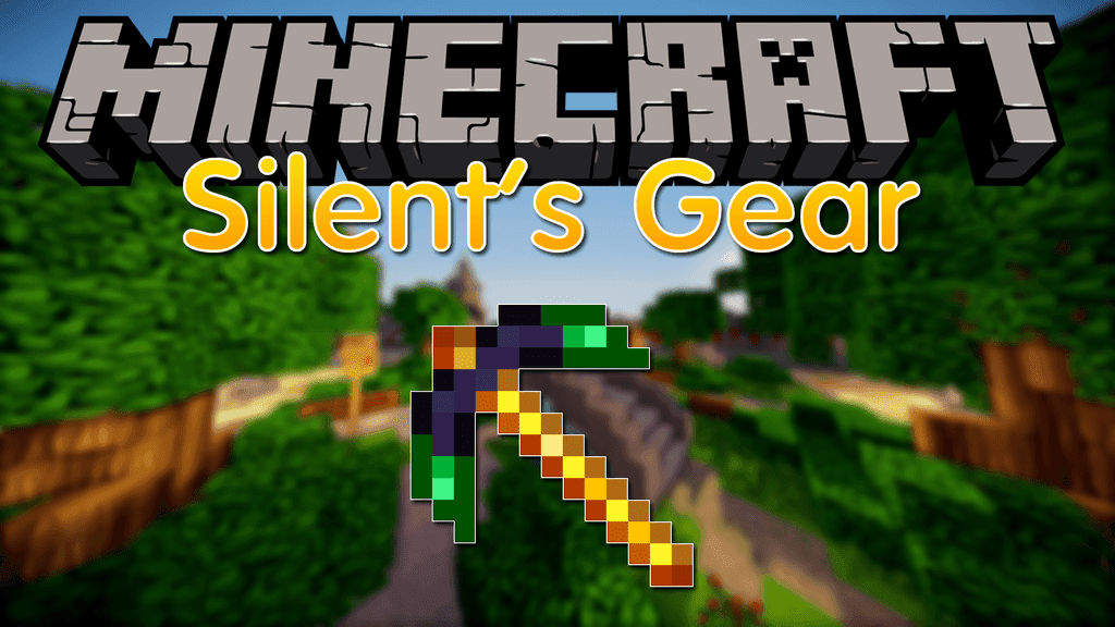 Silent Gear Mod1 14 3 1 12 2 Is Essentially The Tool And Armor System From Silents Gems Moved To Its Own Mod And Rewritten From Gamer News Gears Minecraft Mods