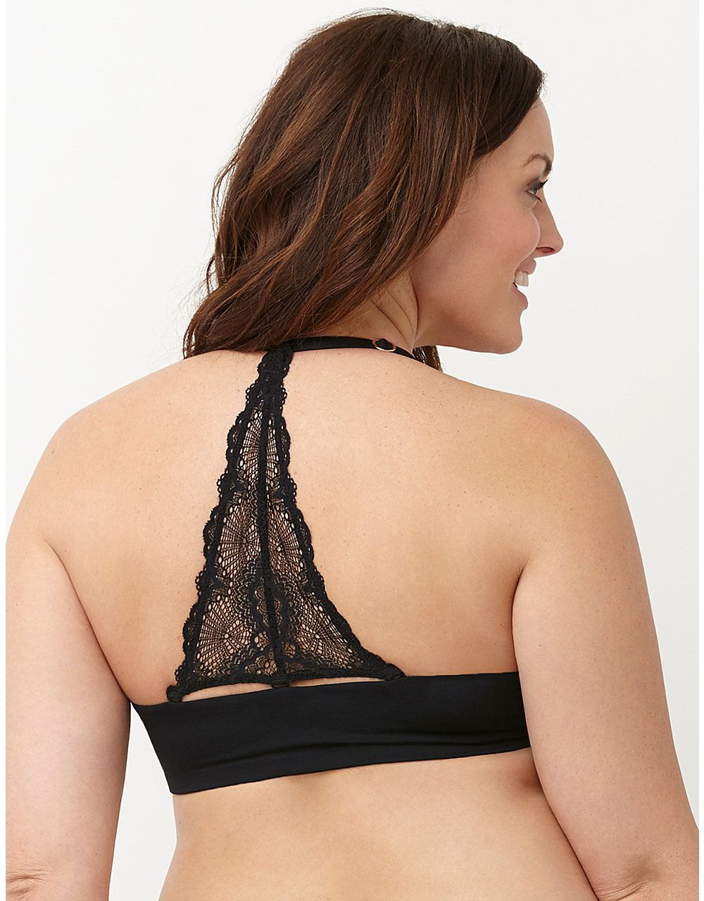 d7270cf29f31 Convertible back plunge bra by Cacique | Lane Bryant | Underpinnings ...