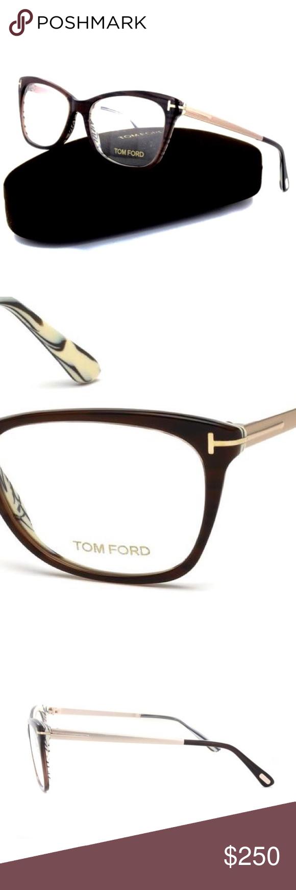 18202d64b9 Tom Ford Optical Frames (TF5353) New Tom Ford 5353 050 52mm Eyeglasses. The