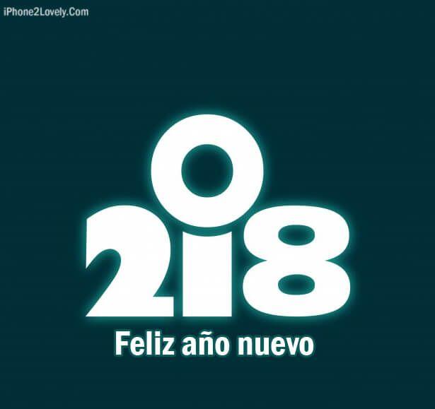 spanish new year 2018 wishes