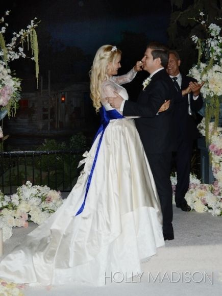 Holly Madison Wedding Pictures With Pasquale Rotella