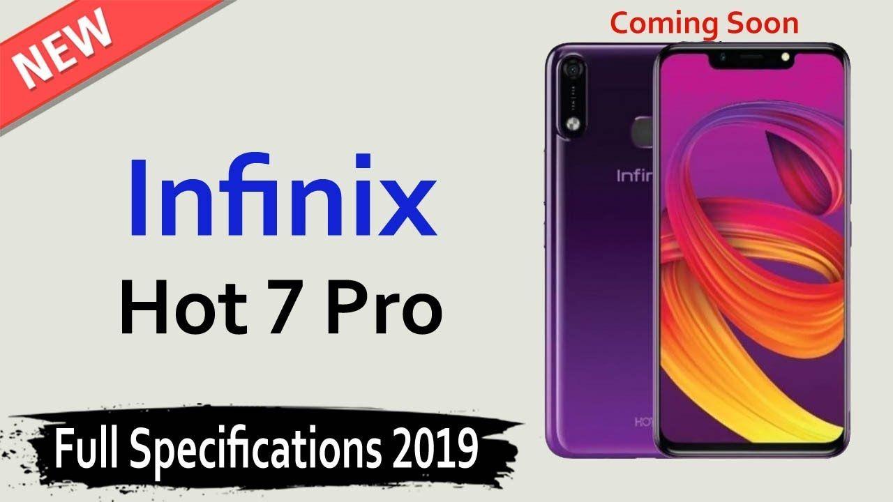 Infinix Hot 7 Pro - Full Phone Specifications 2019 | Infinix Phone