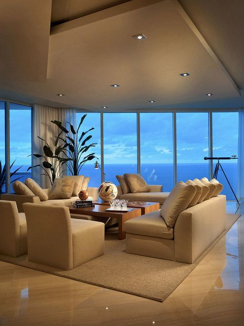 Transitional Interior Design in South Florida in 2020 ...