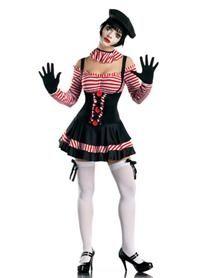Mime #Adult #Women's Costume @Heather Creswell Raynack Halloween $54.99