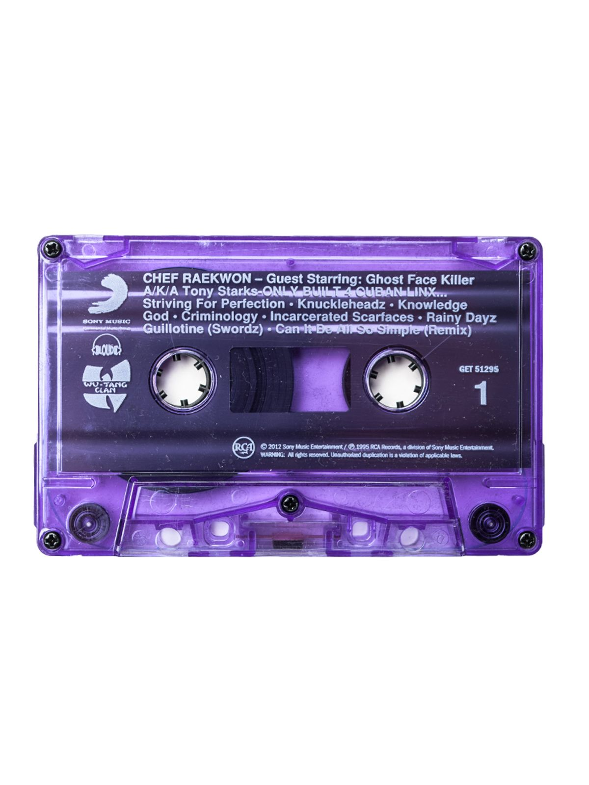 Only the real know The Purple Tape!!!! | Music Is My Refuge