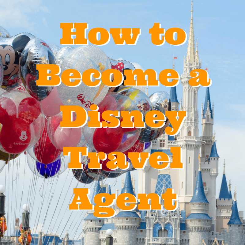How To Become A Disney Travel Agent Disney Travel Agents Disney World Travel Agent Travel Agent Jobs
