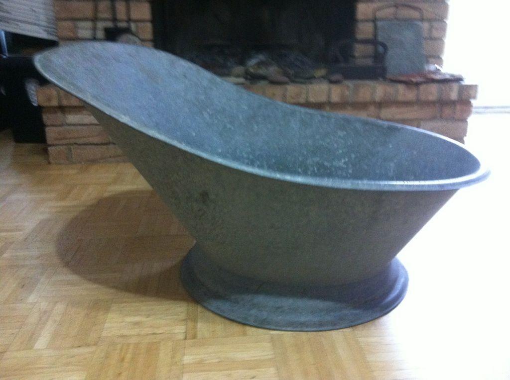portable bathtub - Google Search | Campaign Furniture | Pinterest ...