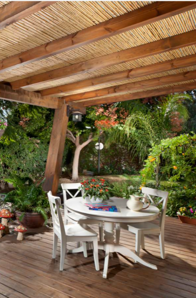 39 covered patio roof design ideas in