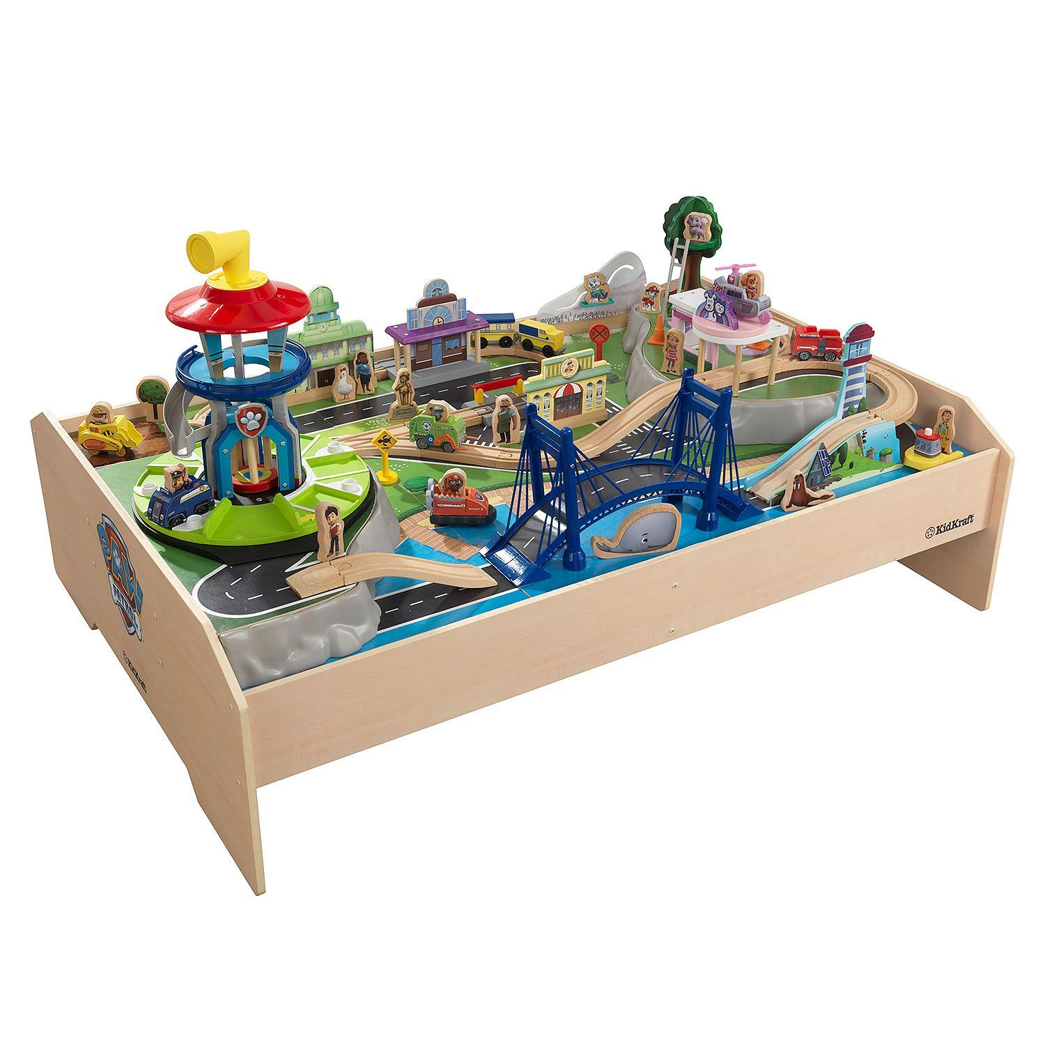 Paw Patrol Adventure Bay Play Table 99 98 Today Only Become A Coupon Queen Play Table Building For Kids Paw Patrol