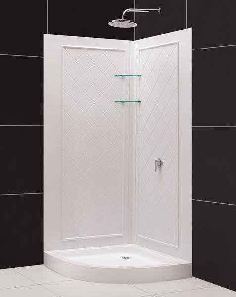 Dreamline Shower 30 40 Back Wall Qwall 4 Shbw 1440742 01