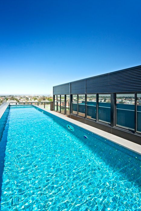 Perini Tiles Blue Swimming Pool Swimming Pools Pinterest Swimming Pools Swimming And