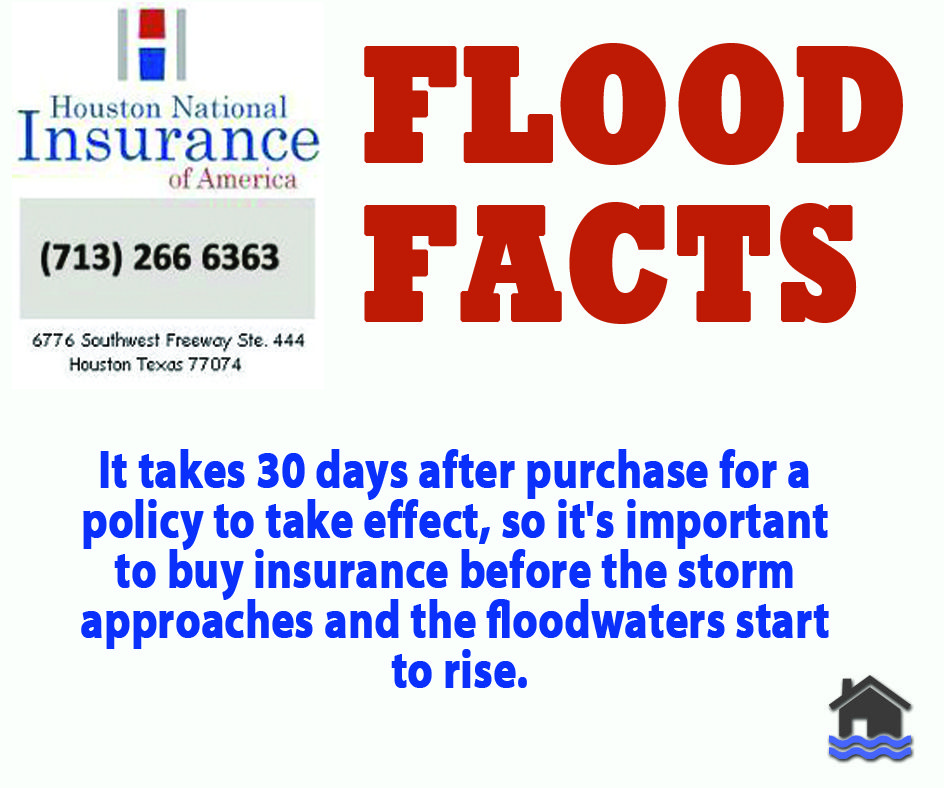 Flood Facts In Houston Texas Insurance Flood Flood Facts