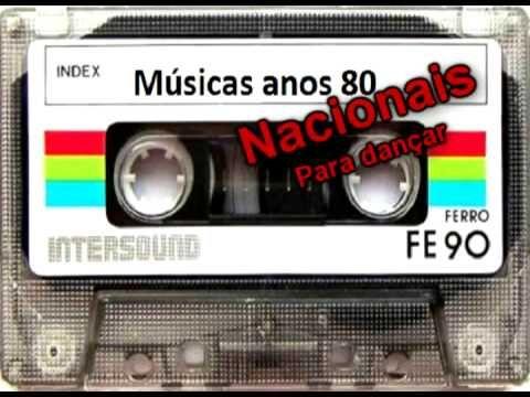 Musicas Anos 80 Nacionais Para Dancar Com Imagens Musicas Anos
