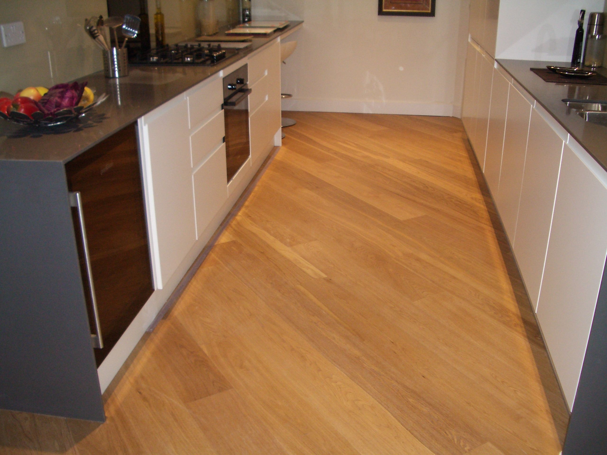 Prime Oak Engineered Hard Wax Oiled Fulham