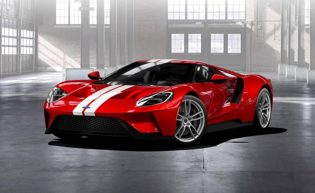 Ford Gt New Specs 2019 Design And Peformance Ford Gt Sports