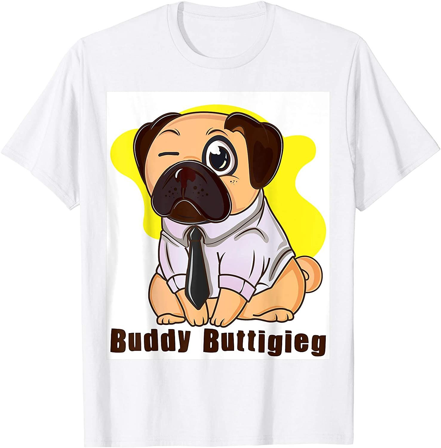 Buddy Buttigieg Cute Pete S One Eyed Dog T Shirt In 2020 Dog Tshirt T Shirt T Shirts For Women
