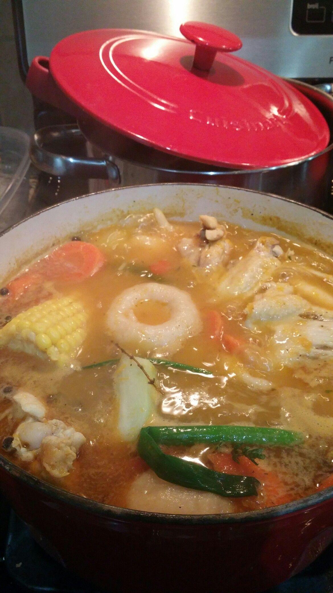jamaican chicken soup  jamaican recipes food jamaican