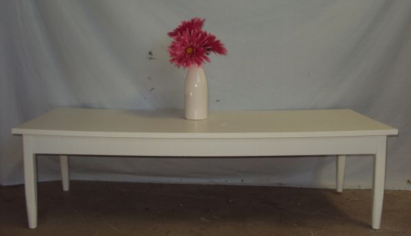 Craigslist Crushes: The Maine Event   Coffee table white ...