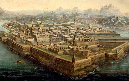 St. Elmo, Malta. Ron Fritze The Greatest Siege City