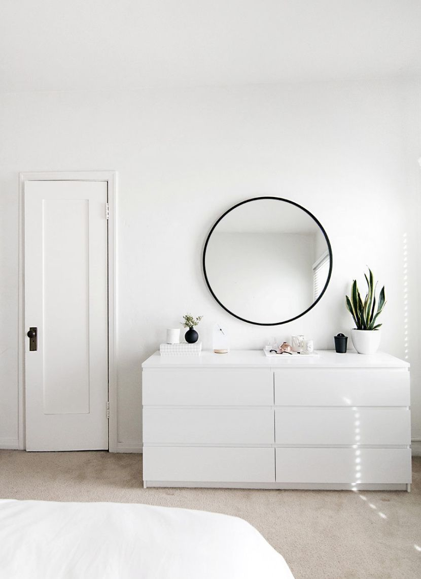 33 All-White Room Ideas for Decor Minimalists