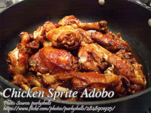 How To Cook Chicken Sprite Adobo