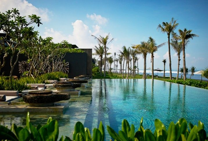 Alila Villas Soori Bali Indonesia Honeymoon Hotels Bali Hotel