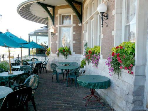 Clara S Lansing Station Restaurant Michigan