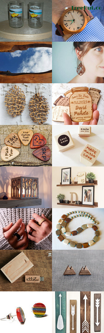 Wooden finds by Eli Rolandova on Etsy--Pinned+with+TreasuryPin.com