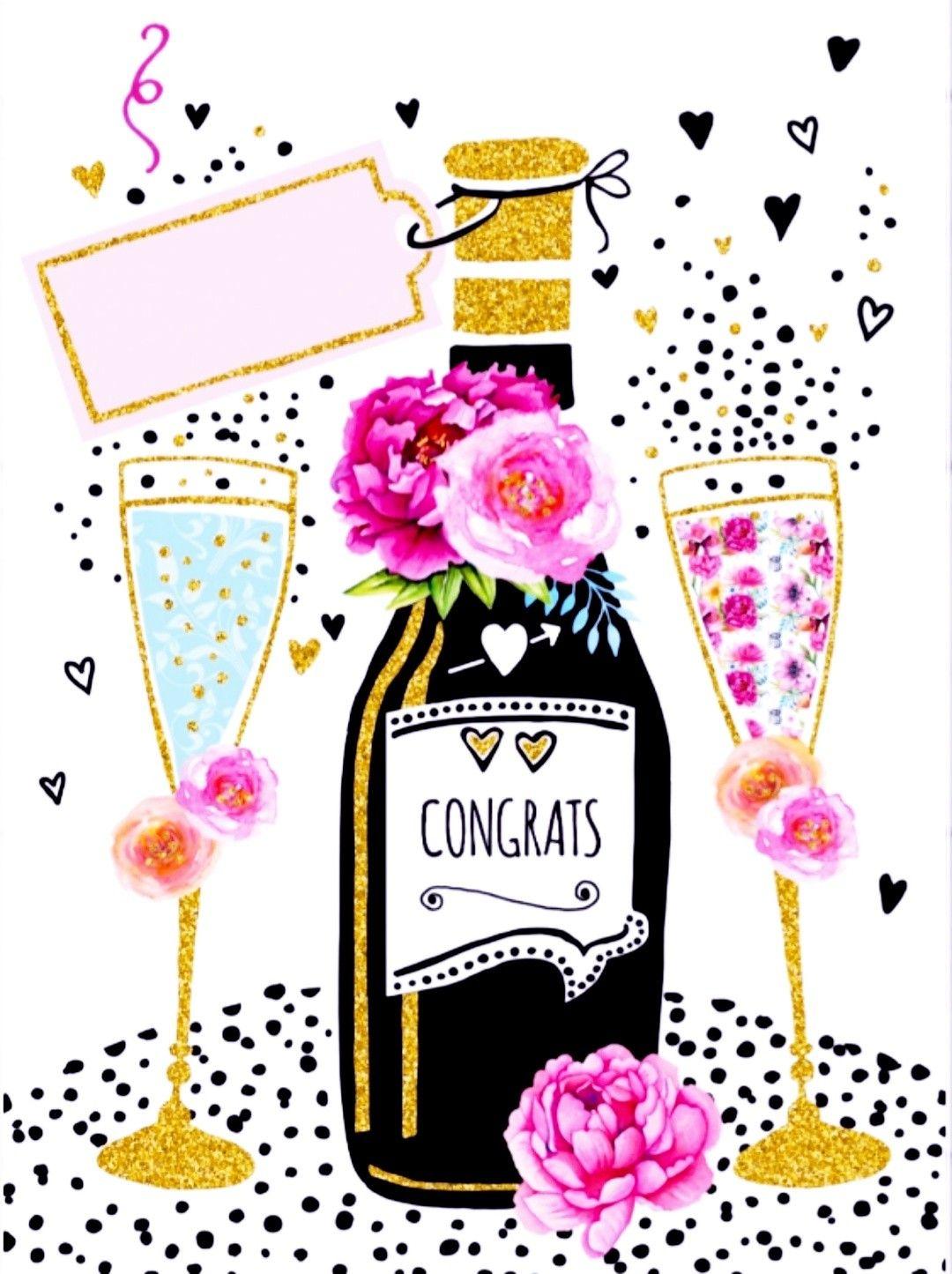 Congrats! Happy birthday wine, Happy birthday greetings