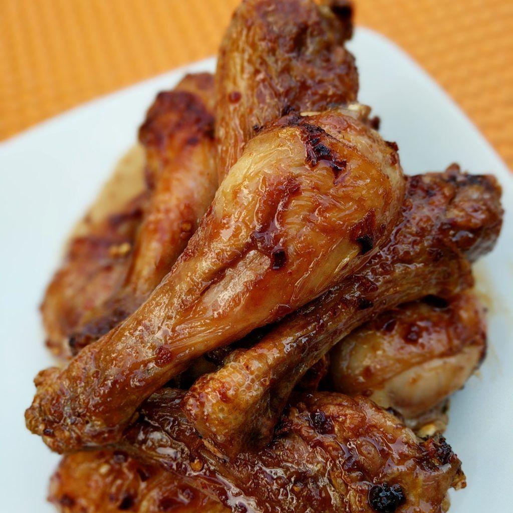 Air fryer teriyaki chicken wings recipe in 2020
