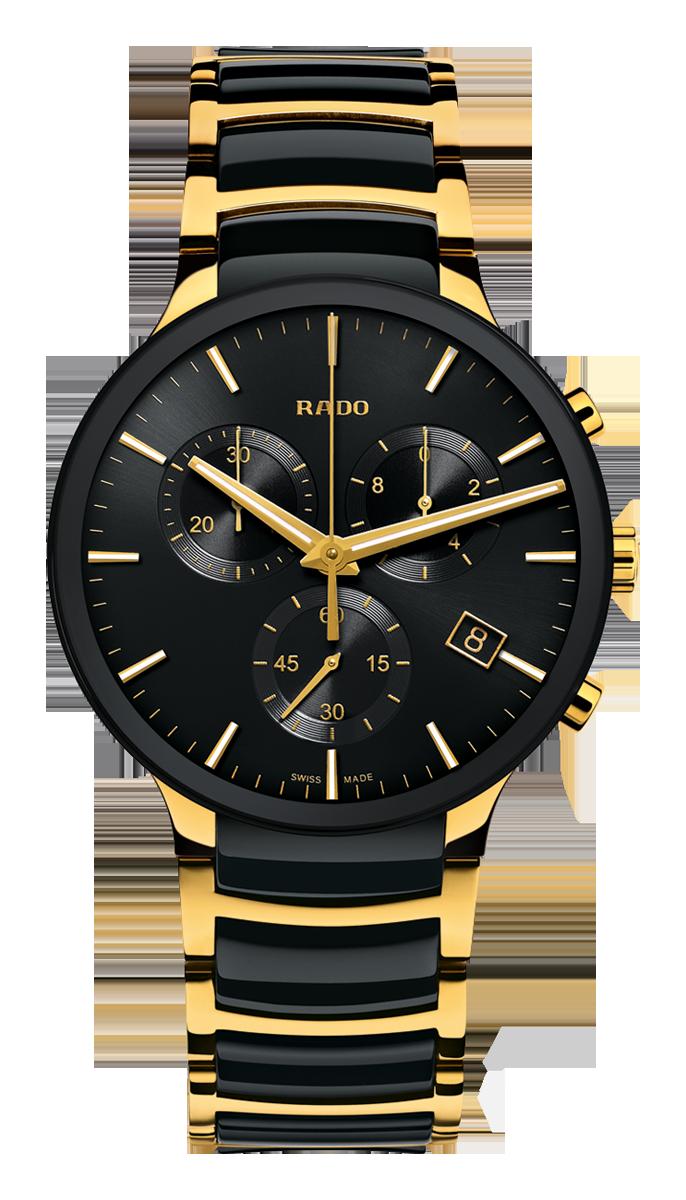 Centrix Chronograph R30134162 Rado Watches Watches For Men Luxury Watches For Men Ceramic Watch