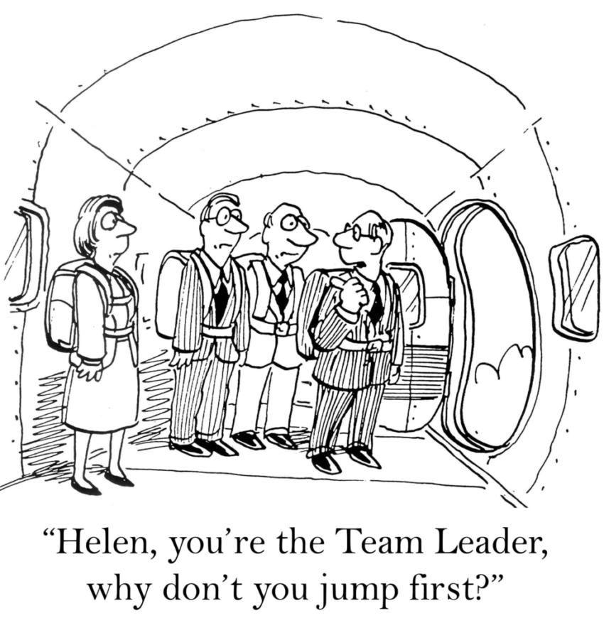 Wie Teambuilding in der Praxis wirklich funktioniert: 7