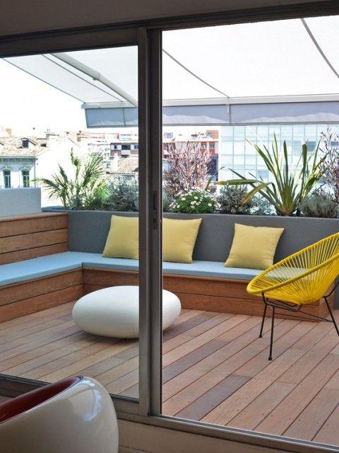 amenagement terrasse appartement marseille