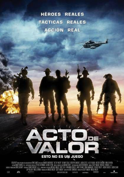 Acto De Valor online (2012) Español latino pelicula ...