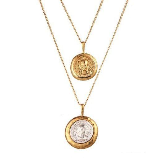 Pandora Jewelry 60% OFF!> Collier fantaisie - LATELIER TRENDY BIJOUX FANTAISIE #Jewelry #PANDORA #style #Accessories #shopping #styles #outfit #pretty #girl #girls #beauty #beautiful #me #cute #stylish #design #fashion #outfits #PANDORAbracelets #PANDORAcharm