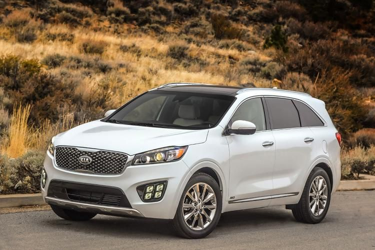Top 5 Family Friendly Suv