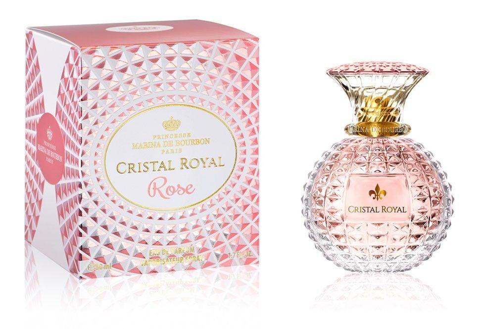 Princesse Marina De Bourbon Cristal Royal Rose Reviews Price