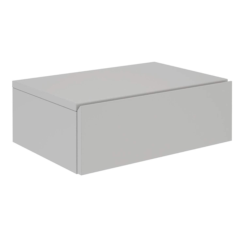 Nachttisch Weiß Hängend