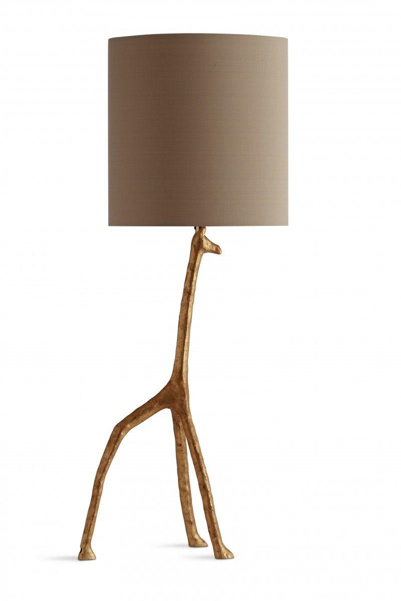 Porta Romana Luxury Lighting And Furniture Made In Britain Giraffe Lamp Contemporary Table Lamps Lamp