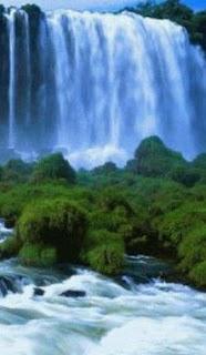 اجمل صور خلفيات شاشة من الطبيعة صور خلفيات Hd من الطبيعة صور طبيعه و مناظر طبيعية Nature Pictures Scenic Waterfall Waterfall