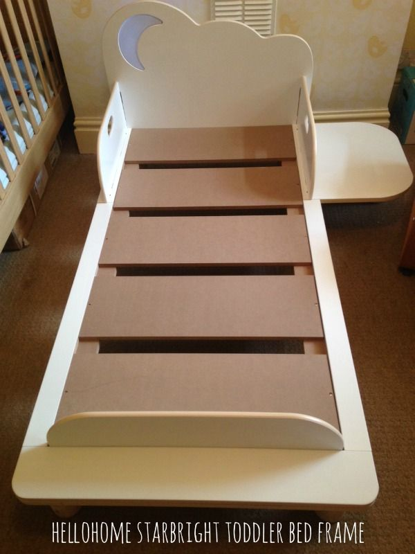 Best Review Hellohome Starbright Toddler Bed From Worlds Apart 400 x 300