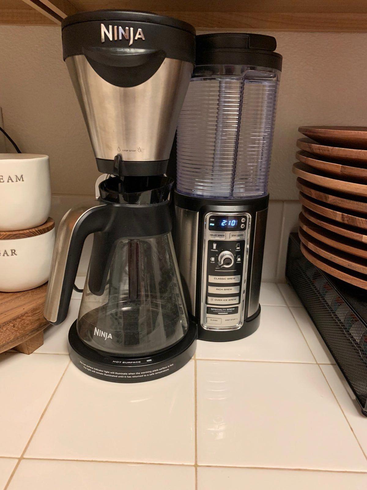 Flex brew coffee maker hamilton beach in 2020 ninja