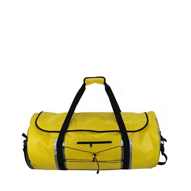 7531b60e26 GZL 100L Fashion PVC Rafting Bag Waterproof Bags Ultralight Compression  Travel Dry Backpacks Kayak Boating Equipment TB0026