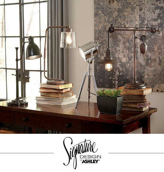 home office lamps. Contemporary Lamps Home Office Lamps  Desk Lighting AshleyFurniture On